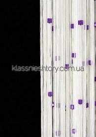 Квадратный стеклярус KVS-1+205